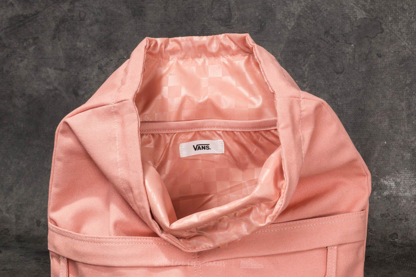 ff6a2e176b Lyst - Vans Lakeside Backpack Muted Clay in Pink