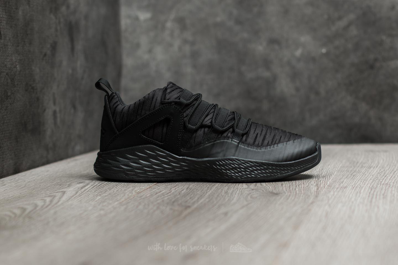 buy popular d3f07 938b0 Lyst - Nike Formula 23 Low Bg Black  Black in Black for Men