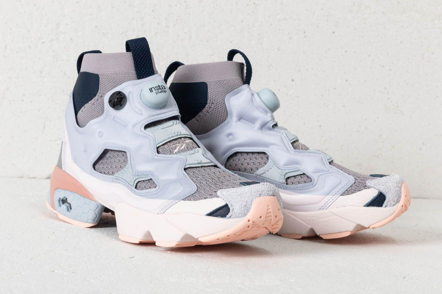 Reebok Instapump Fury OG Ultraknit DP Power Grey/ Cloud Grey/ Cloud Grey DYsmxIC