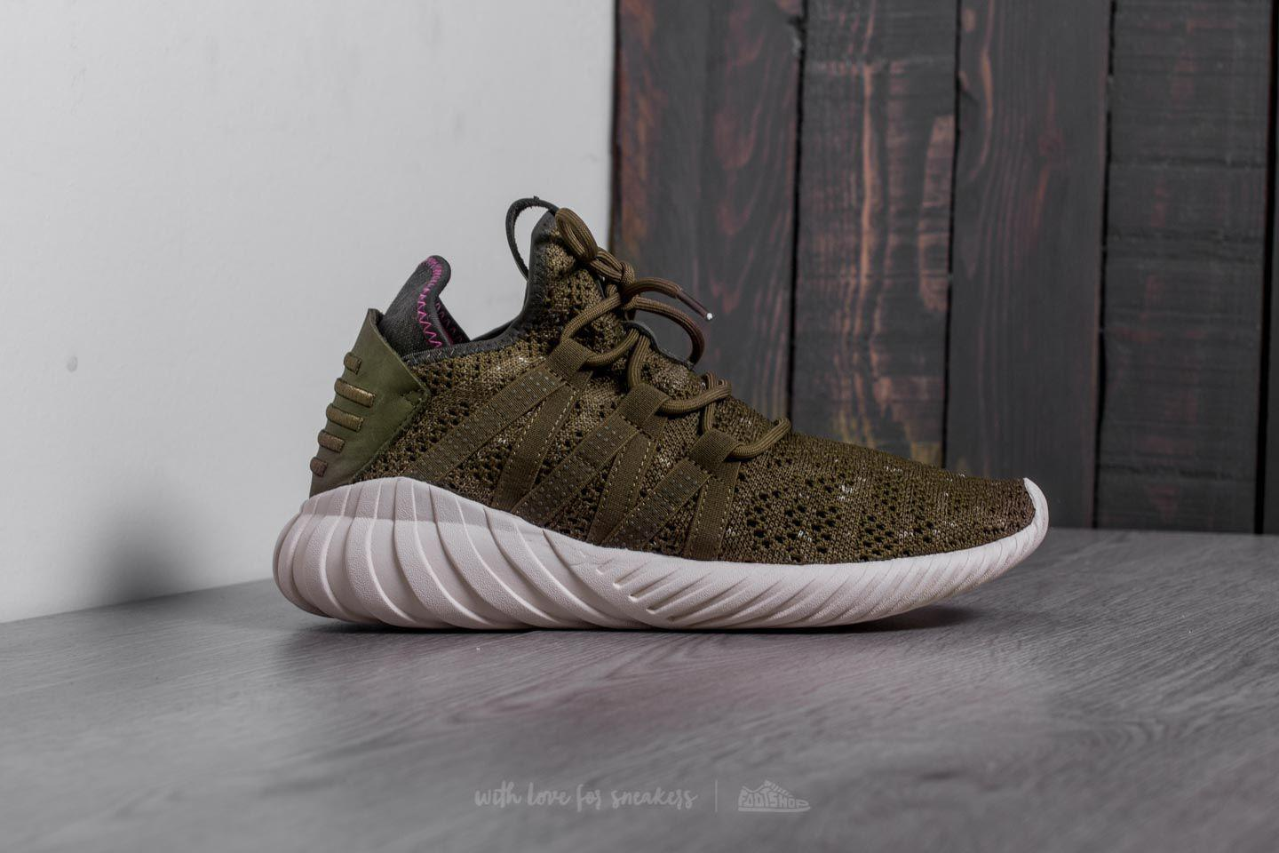 adidas Women's Tubular Dawn Originals Running Shoe 9.5