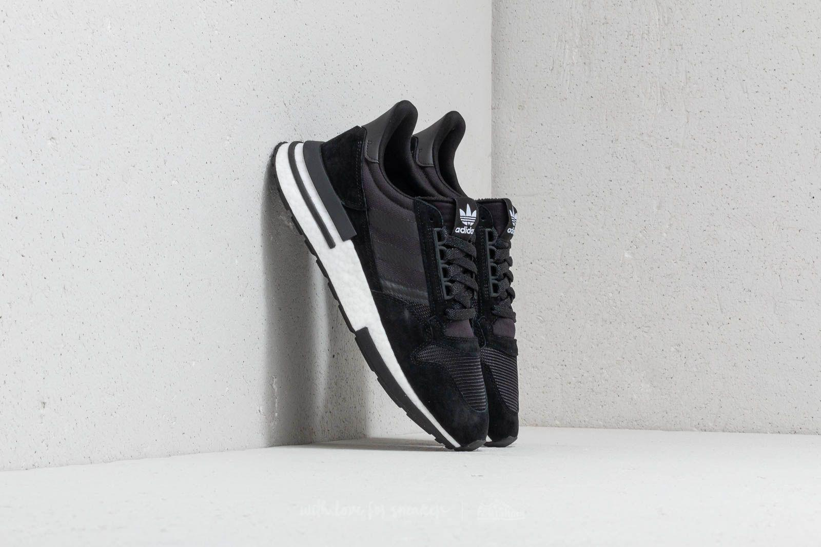 1af883d191b9 Lyst - adidas Originals Adidas Zx 500 Rm Core Black  Ftw White  Core ...