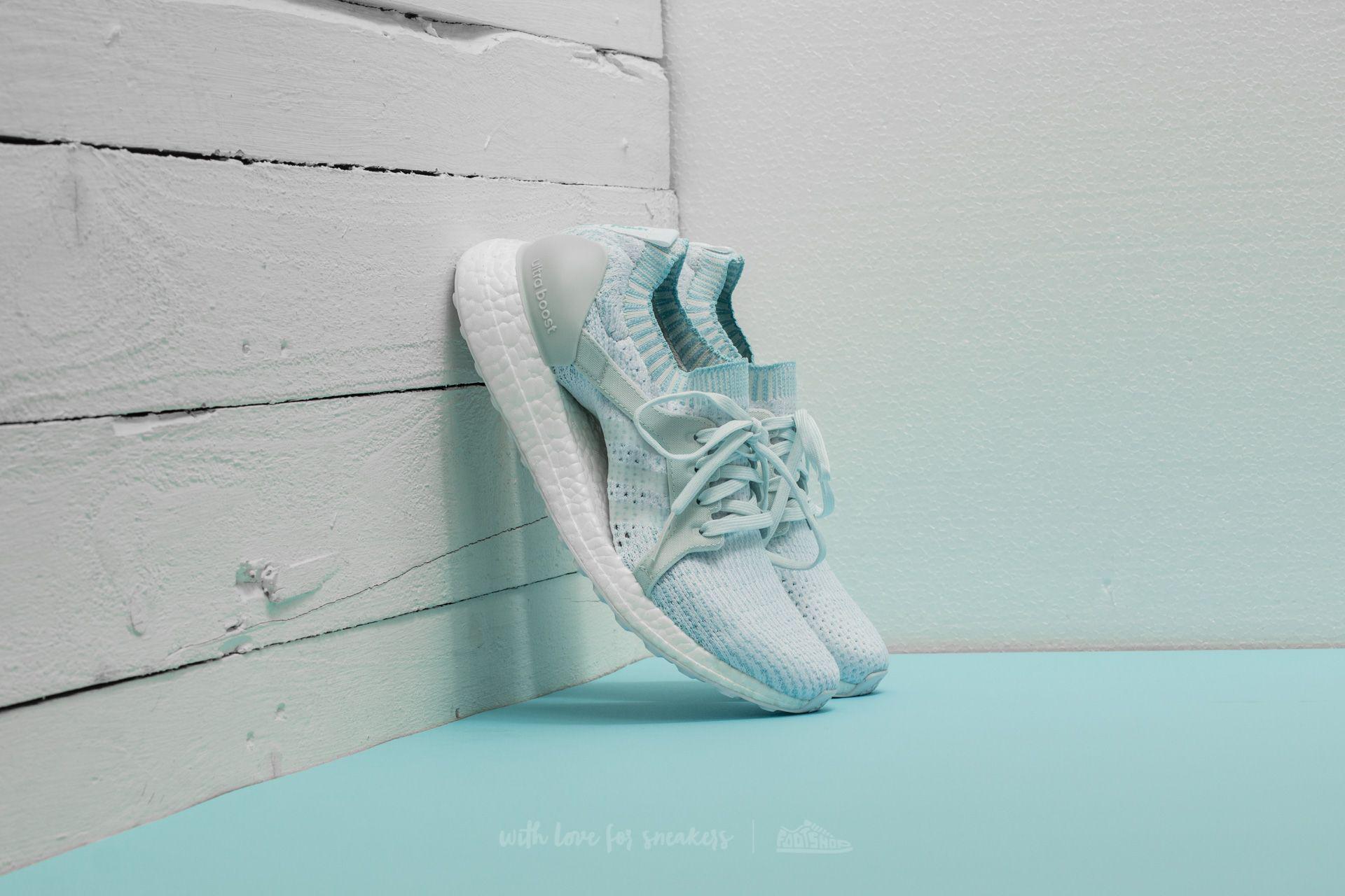 half off 9b0f0 429dc lyst footshop adidas x parley ultraboost lcey blu blu blu   ftw bianco  049bb4
