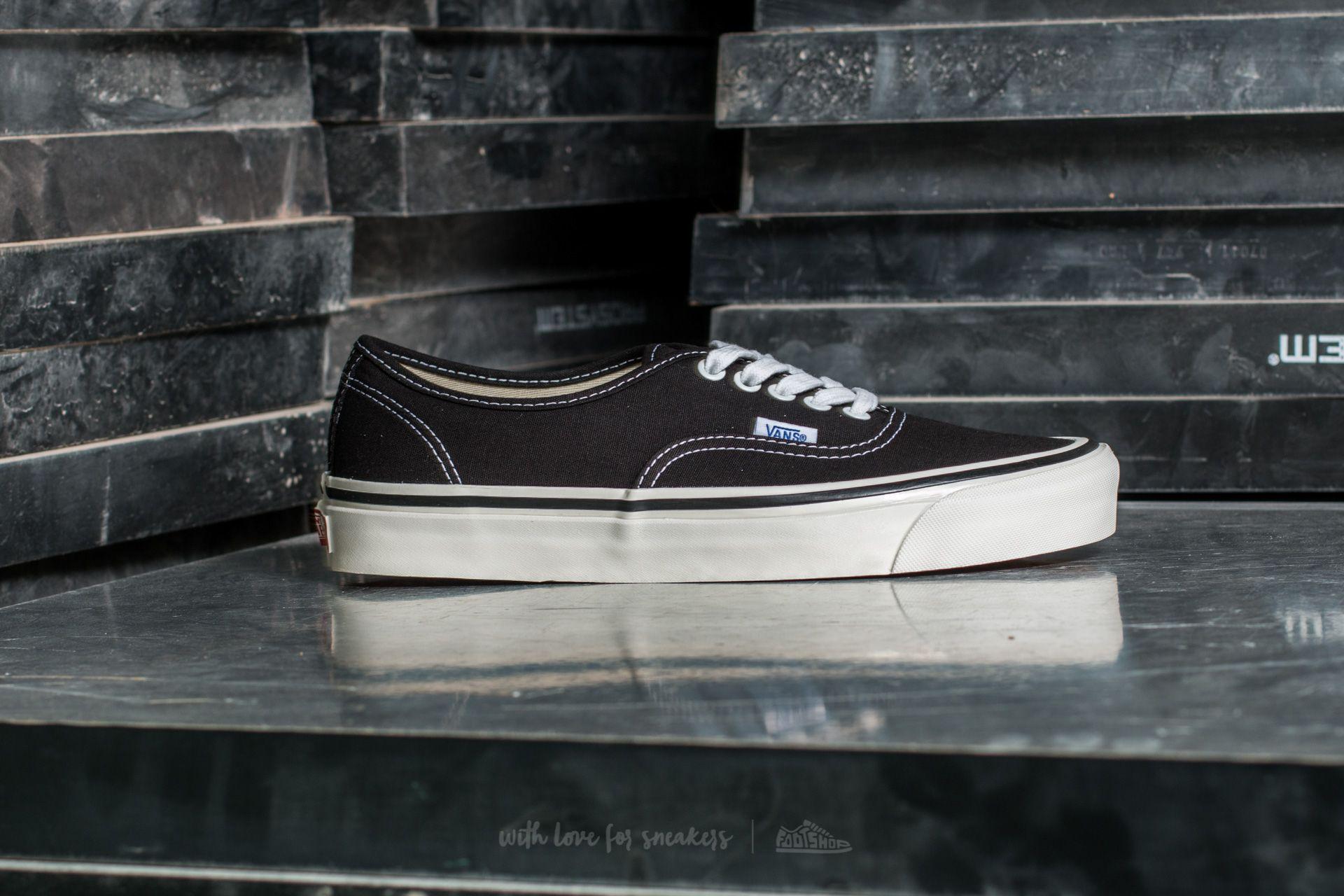 Vans - Authentic 44 Dx (anaheim Factory) Black for Men - Lyst. View  fullscreen 82c6e9ac3