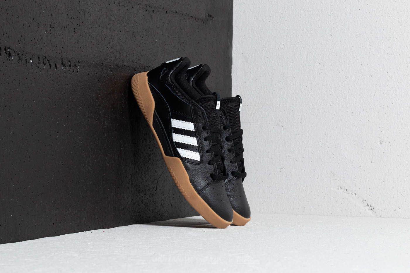 3c57af3ab8e961 Lyst - adidas Originals Adidas Vrx Low Core Black  Ftw White  Gum 4 ...
