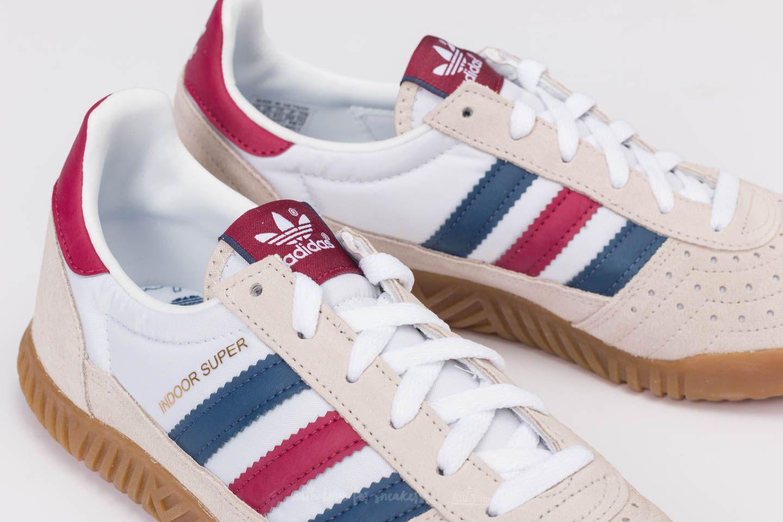 best loved 682ad 78081 Lyst - adidas Originals Adidas Indoor Super Clear Brown Nobl