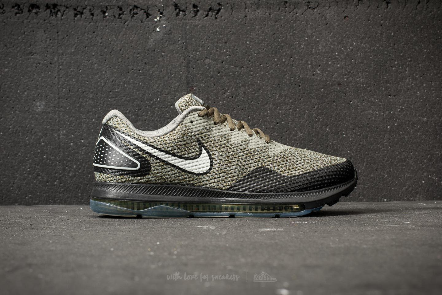 82bfdfd6d3 Lyst - Nike Zoom All Out Low 2 Cargo Khaki  Light Bone-black in ...