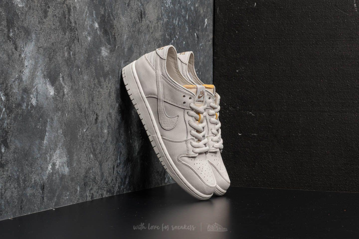 Nike Wmns Dunk Low Premium Light Bone/ Light Bone footshop