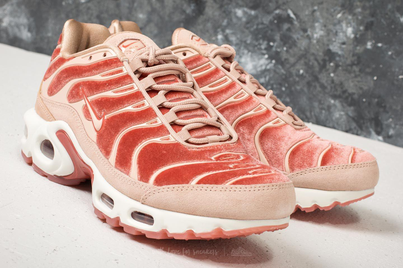 2d976abfe4ff Lyst - Nike Air Max Plus Lx Wmns Dusty Peach  Bio Beige