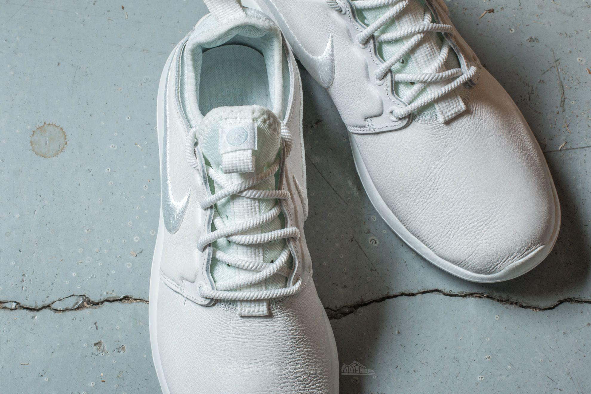 509ac43f9ea27 Lyst - Nike W Roshe Two Si Summit White  Summit White in White