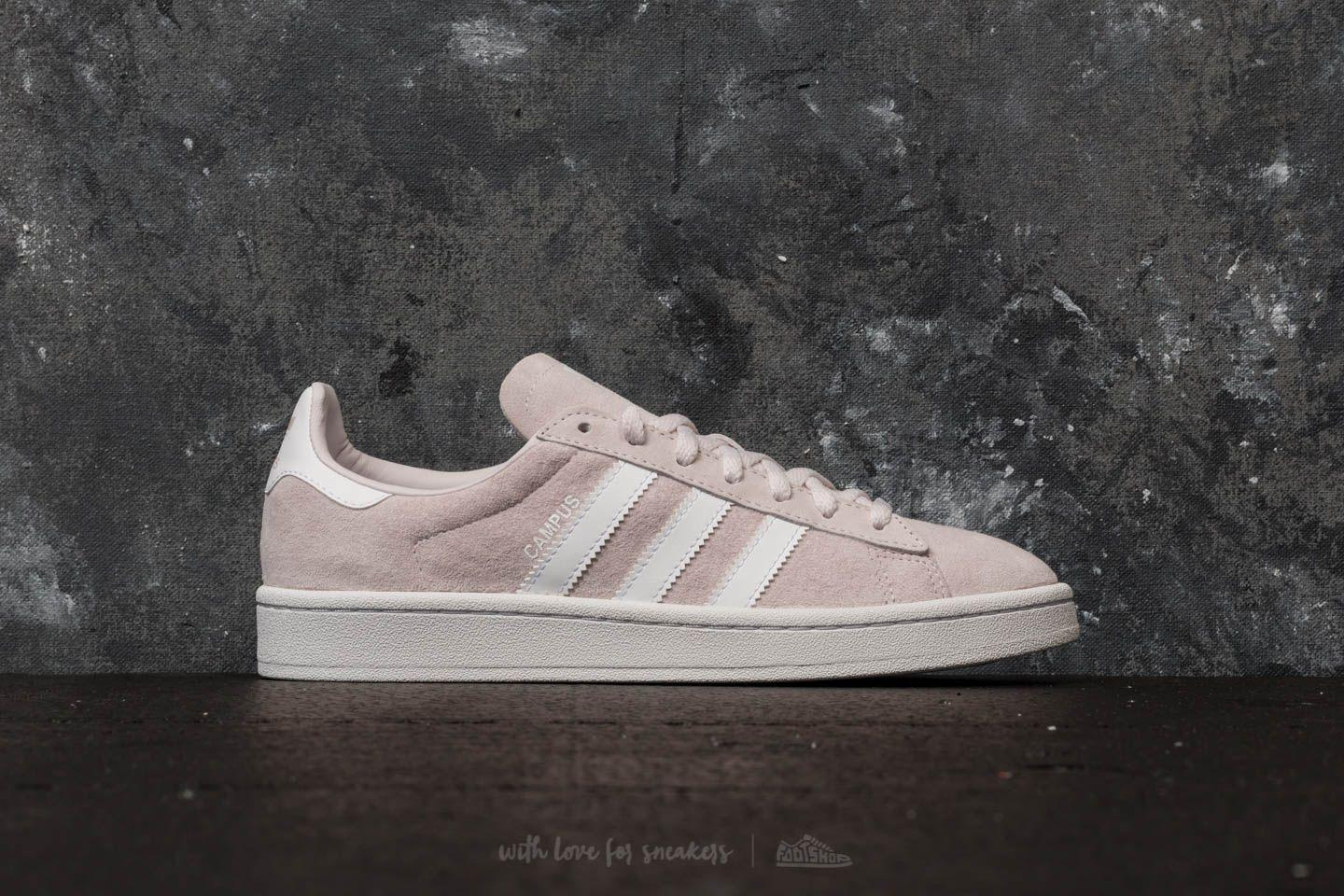 d4bd1534abad Lyst - adidas Originals Adidas Campus W Orchid Tint  Ftw White ...