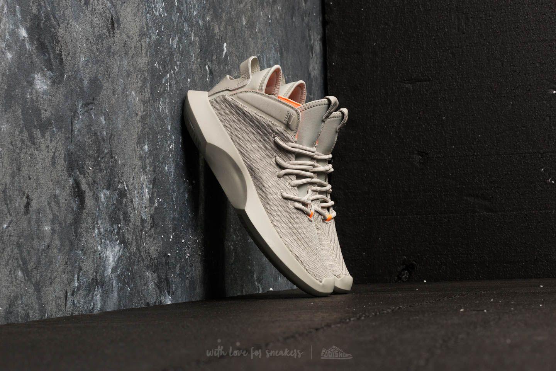 ... adidas originals. mens gray adidas crazy 1 adv f9b9c0b25