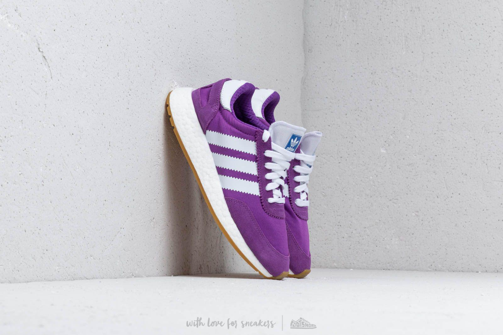 cd70f80c5b34 Lyst - adidas Originals Adidas I-5923 W Active Purple  Cloud White ...