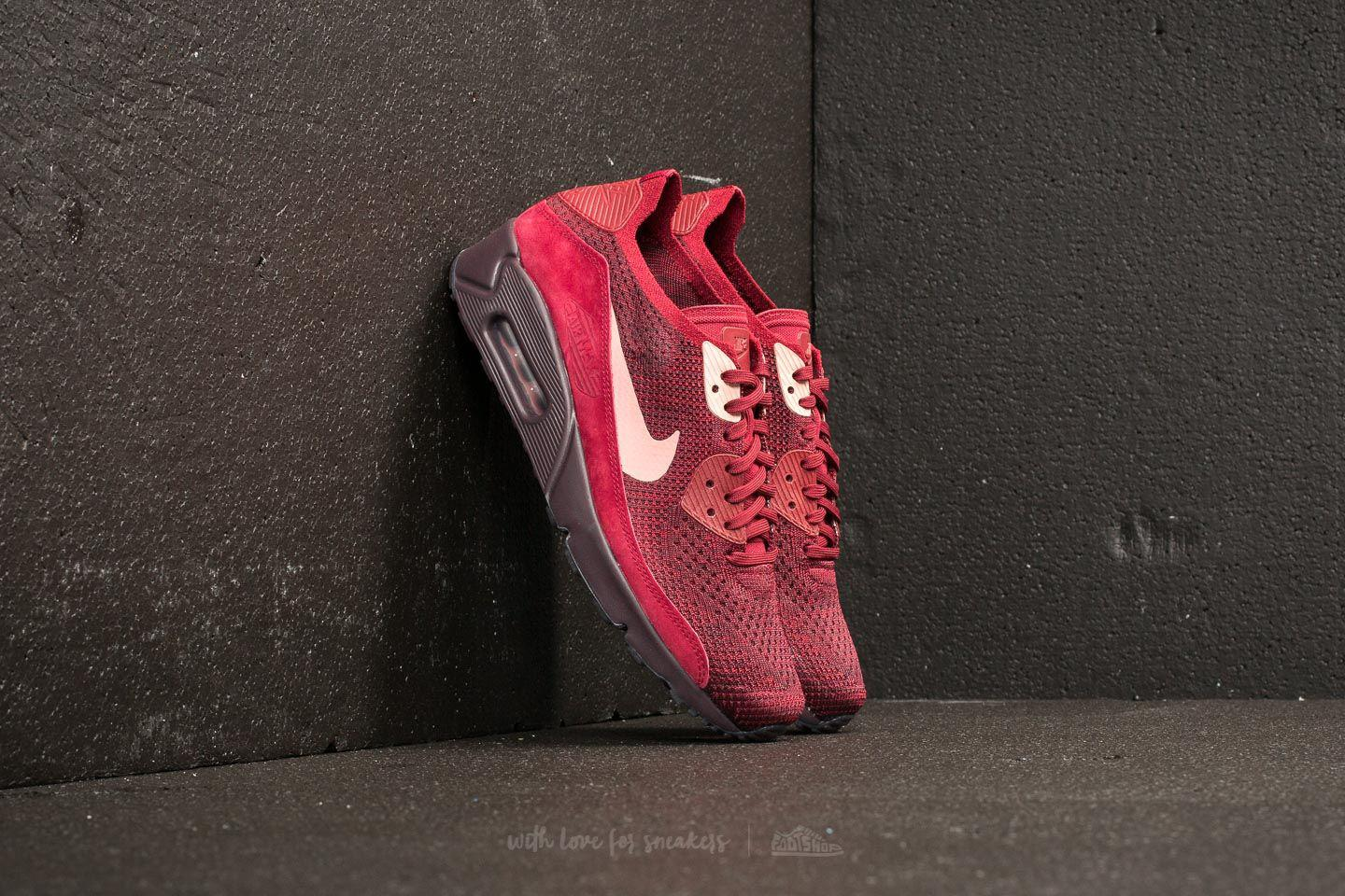 Women's Nike Air Max 90 Ultra 2.0 Flyknit Sneakers NWT