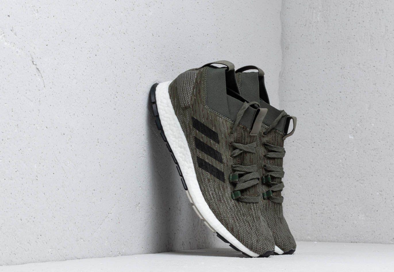 cc3268d69 adidas Originals. Men s Adidas Pureboost Rbl Base Green  Core Black  Sesame