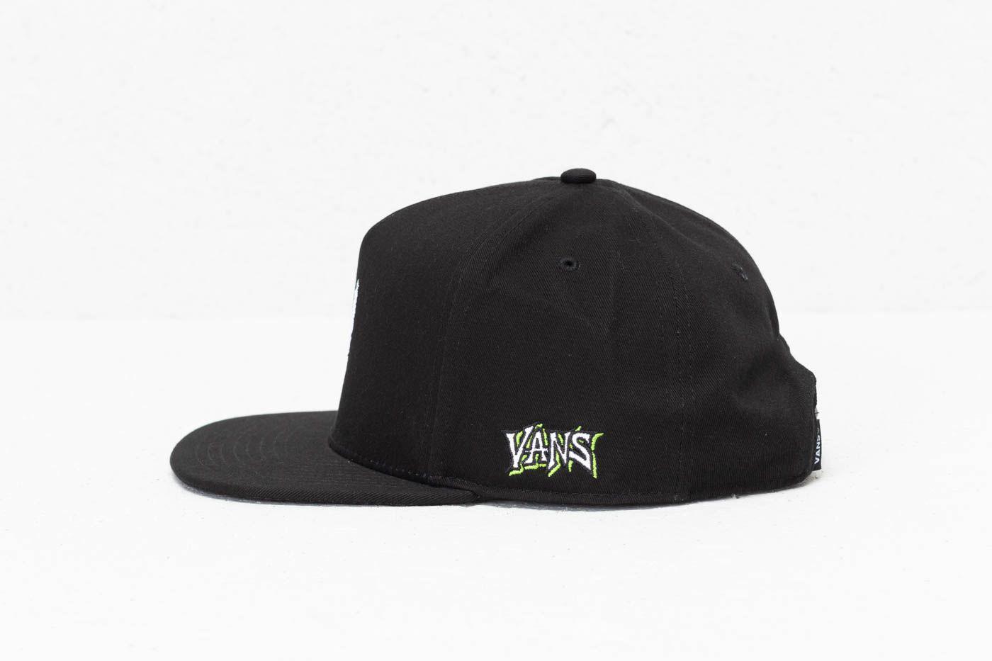 Lyst - Vans Venom Snapback (marvel) Black in Black for Men a6fa6528e64
