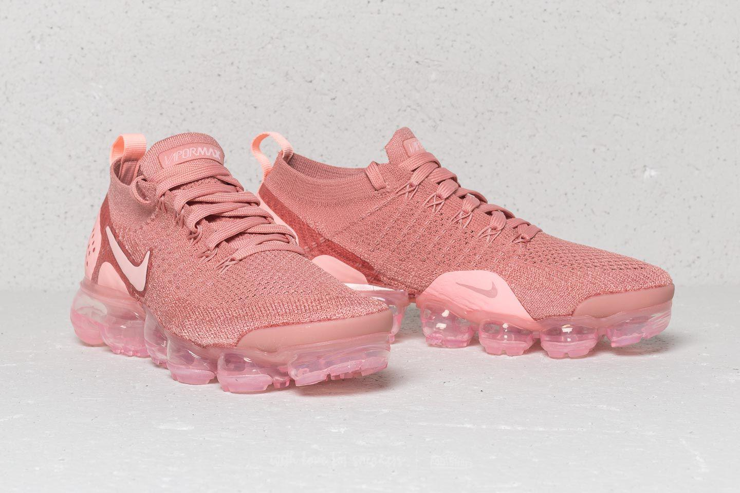 competitive price 18d9d 59059 Nike Wmns Air Vapormax Flyknit 2 Rust Pink  Storm Pink-pink Tint in ...