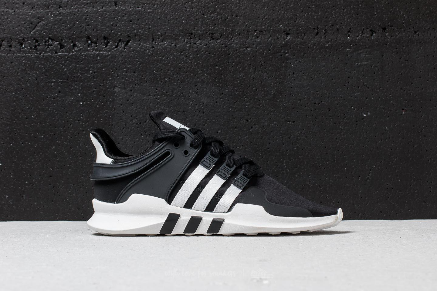 separation shoes 6ab9f 015bf Lyst - adidas Originals Adidas Eqt Support Adv Core Black Cl