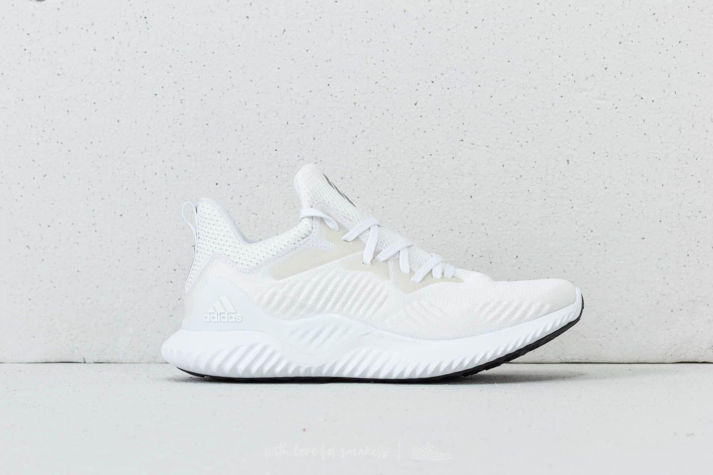 release date a27b3 27fc3 Lyst - Footshop Adidas Alphabounce Beyond W Ftw White Silver