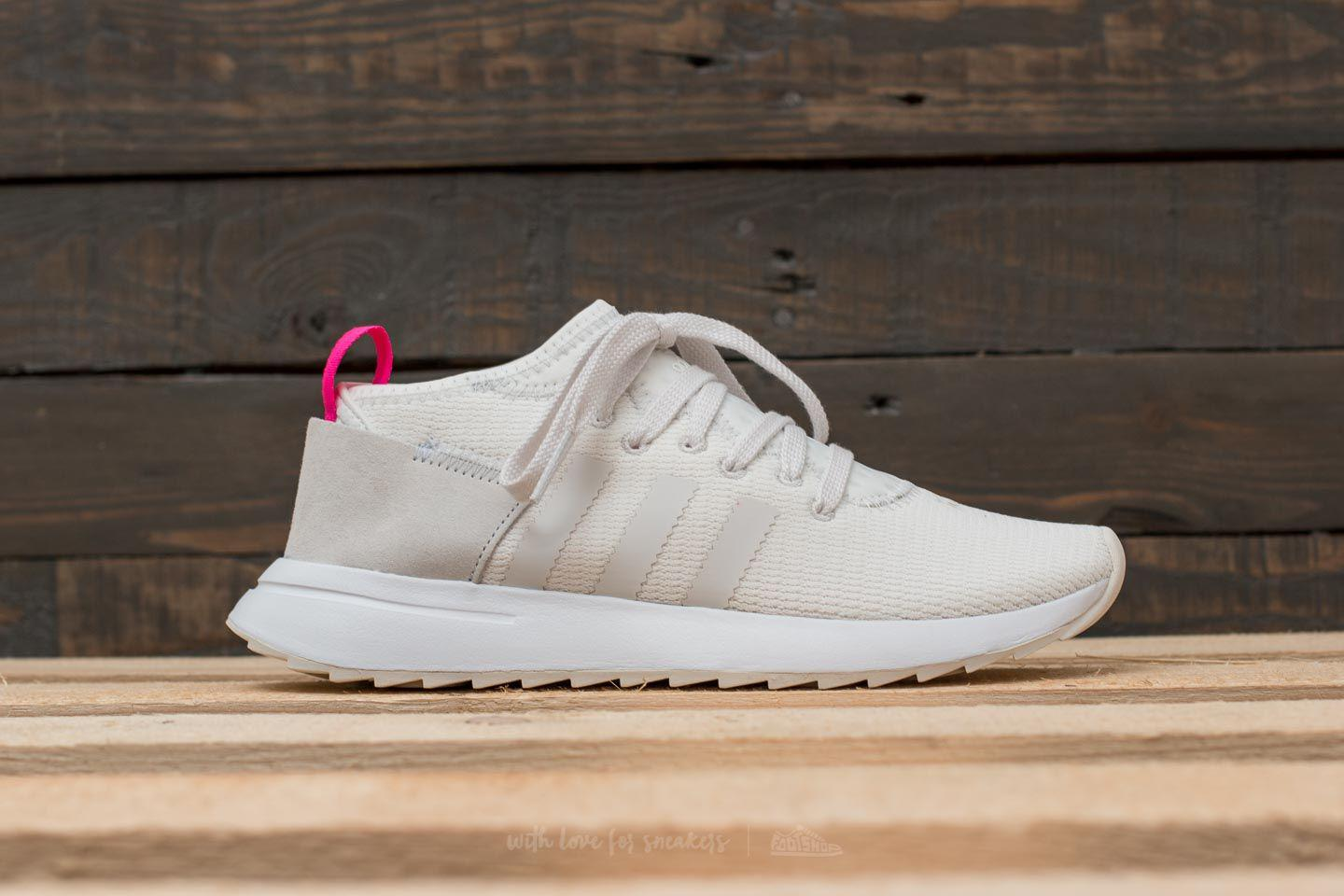 official photos d2dec 599e1 Lyst - adidas Originals Adidas Flb Mid Crystal White Crystal