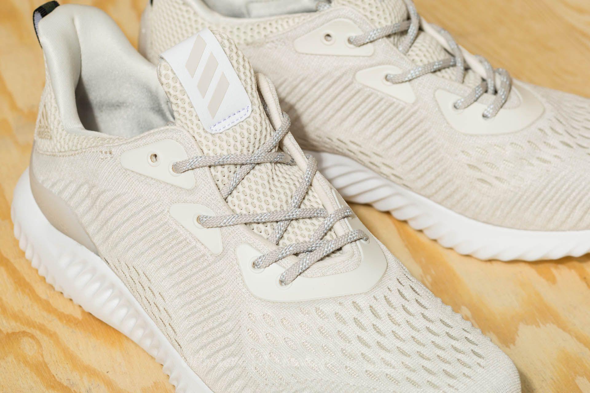 6f9e53d5dba7 Lyst - Footshop Adidas Alphabounce Em Chalk White  Footwear White ...