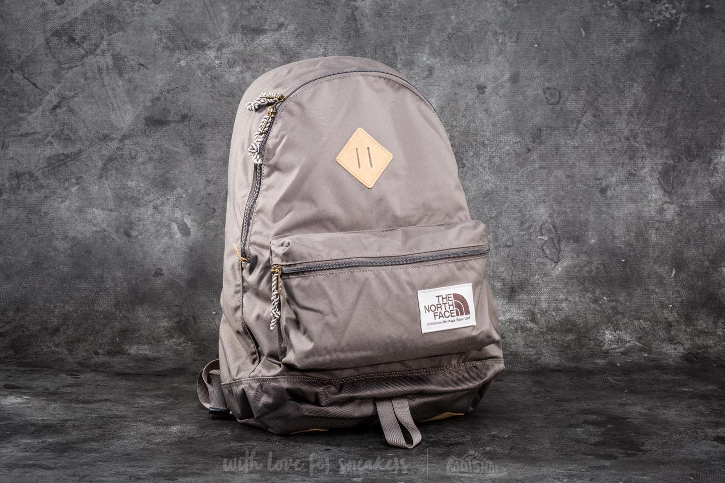 e30150f17d Footshop The North Face Berkeley Backpack Falcon Brown - Lyst