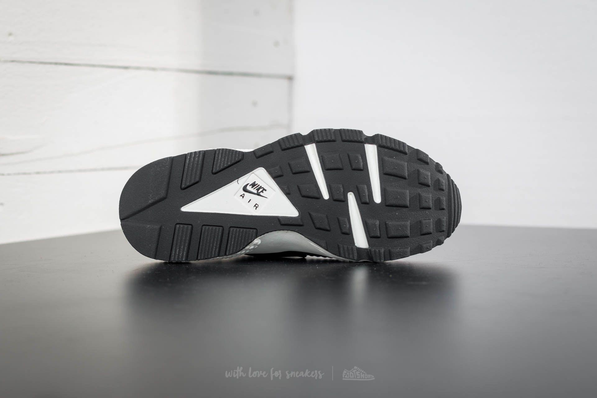 64901da45c86b Lyst - Nike Wmns Air Huarache Run Premium Black  Black-sail-dark ...