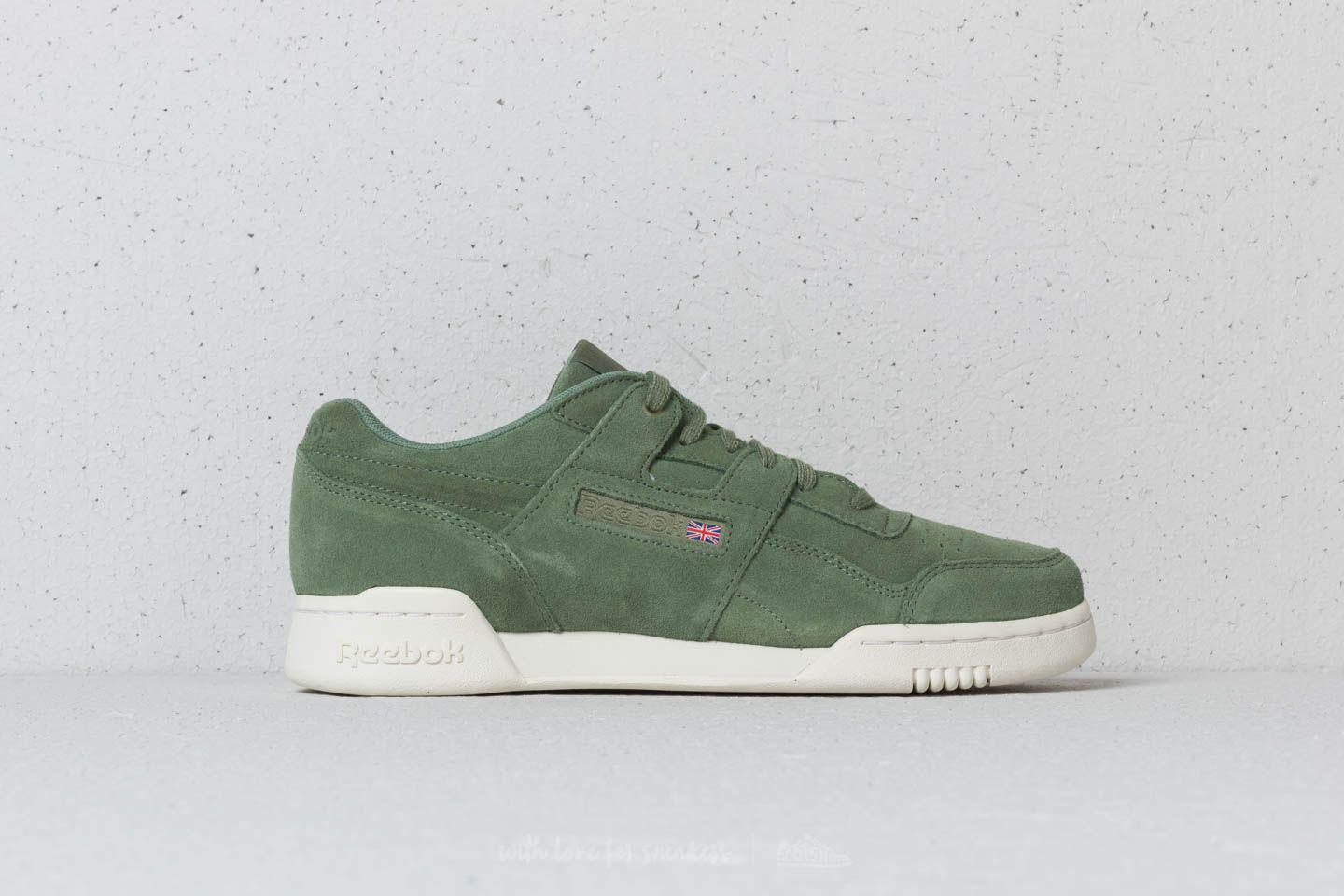 Reebok - Green Reebok X Montana Cans Workout Plus Manila  Chalk for Men -  Lyst. View fullscreen e0e5275b1