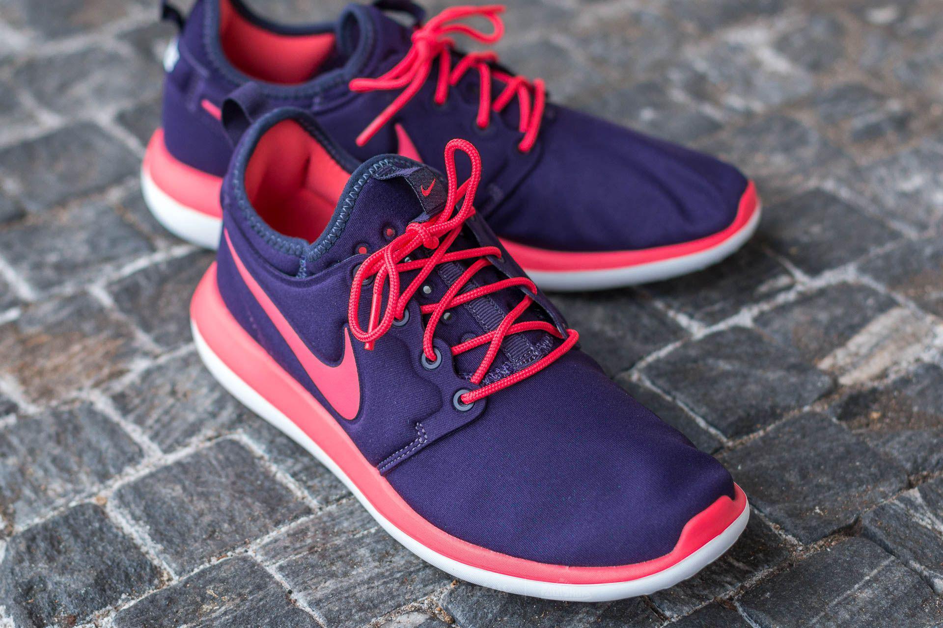 san francisco e7c54 5fb40 Lyst - Nike Roshe Two (gs) Purple Dynasty  Ember Glow