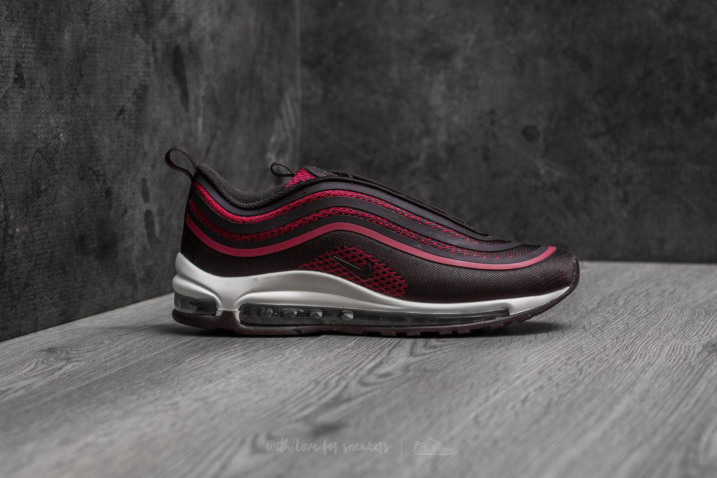 Lyst - Nike Air Max 97 Ultra 17 (gs) Noble Red  Port Wine for Men 7cda53b70e4