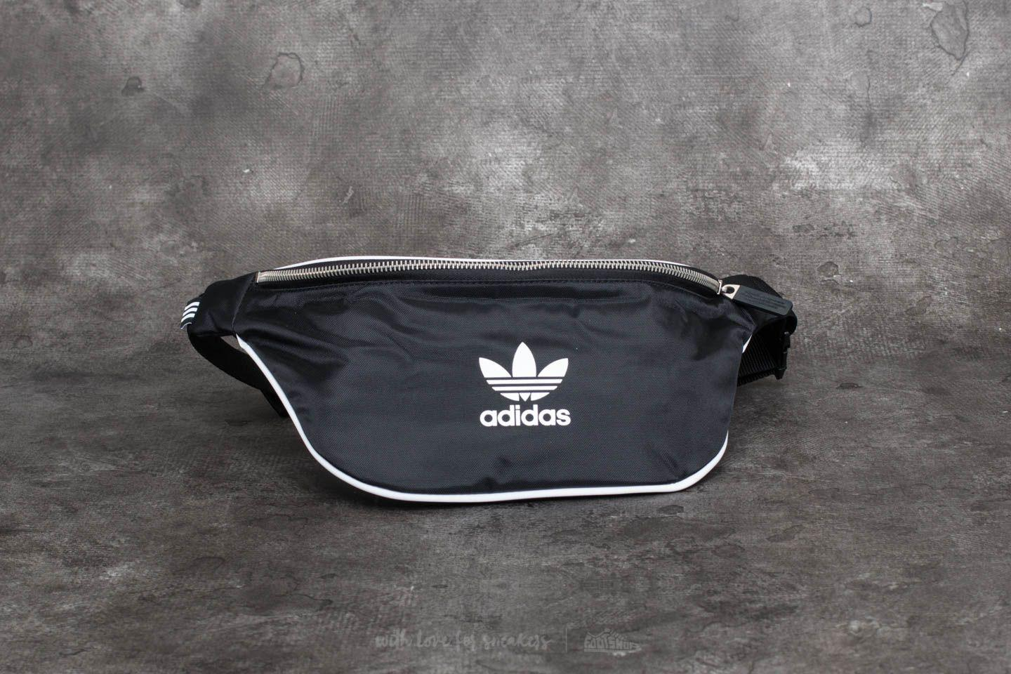 Lyst - adidas Originals Adidas Waist Bag Black in Black for Men 000036e90fb77