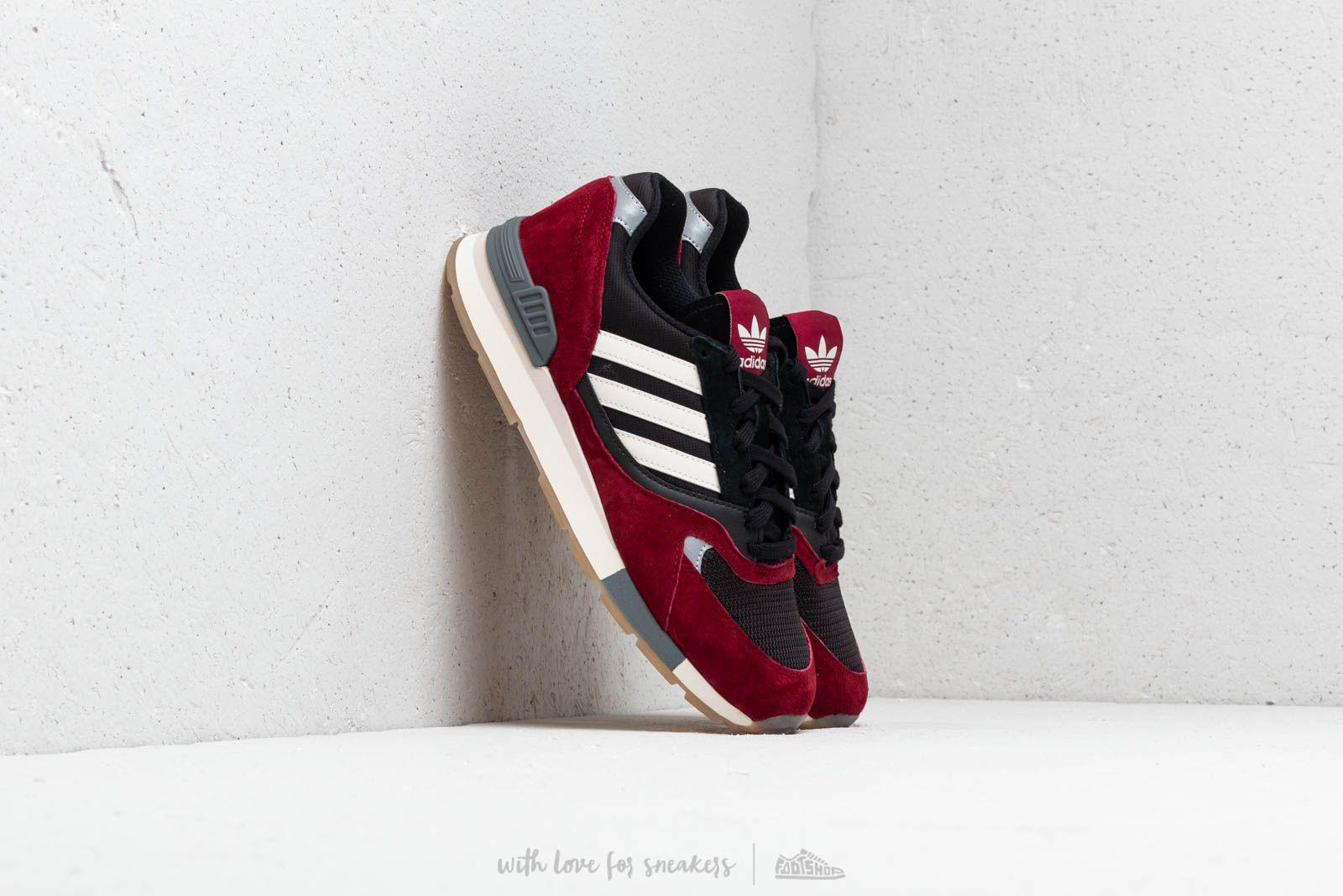 Lyst - adidas Originals Adidas Quesence Collegiate Burgundy  Chalk ... 441f1ebff