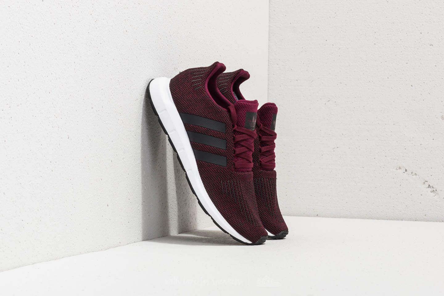 0adcf668b4378 Adidas Originals - Multicolor Adidas Swift Run Maroon  Core Black  Ftw White  for Men