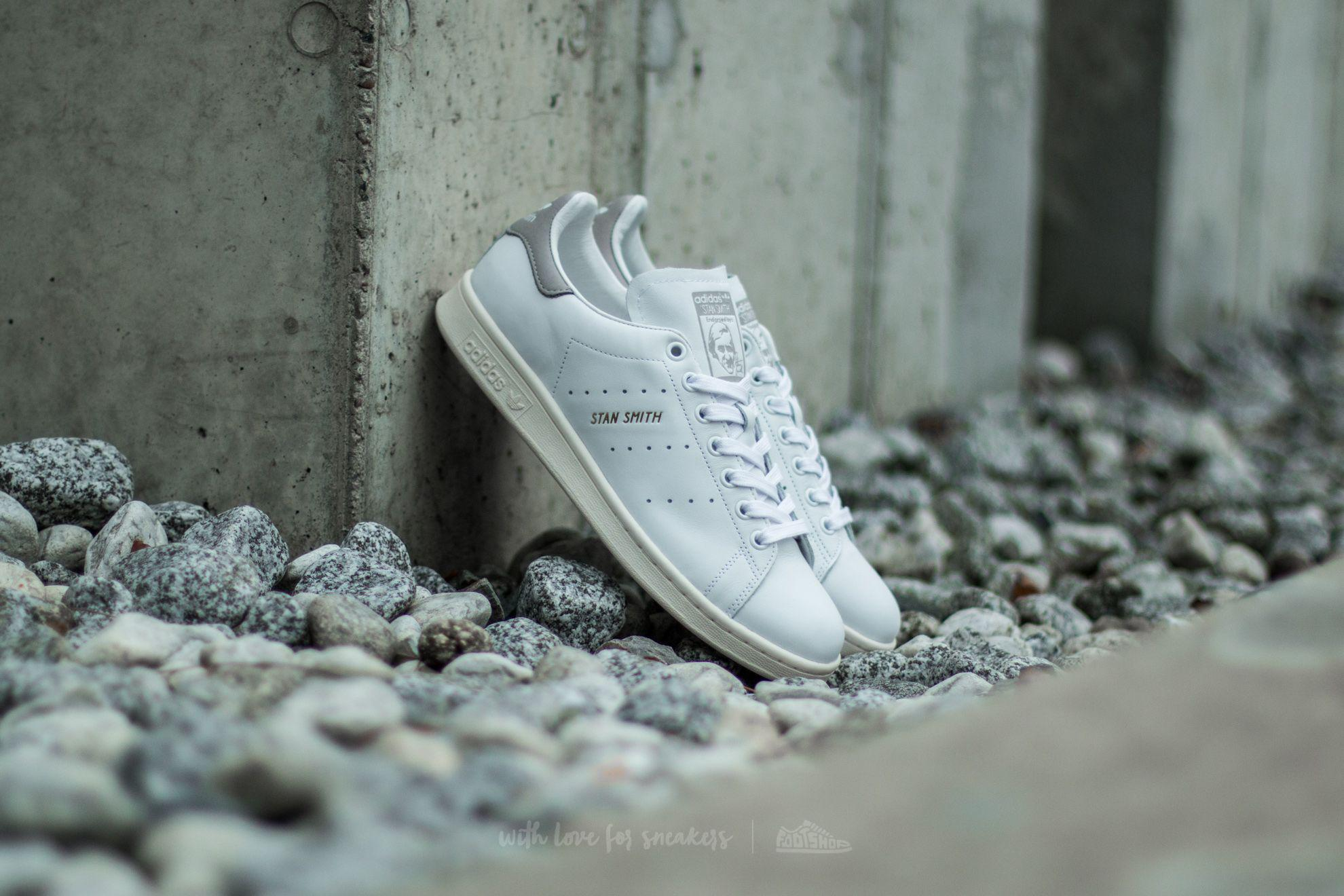 adidas stan smith weiß granite 40