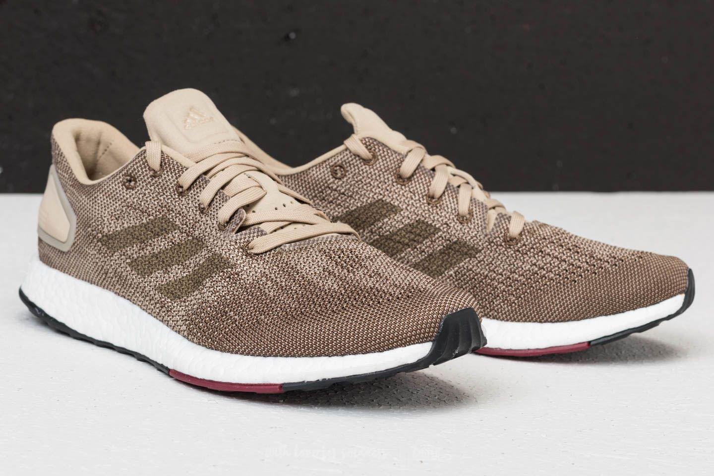reputable site 8017f db948 adidas Originals Adidas Pureboost Dpr Raw Gold  Trace Olive ...