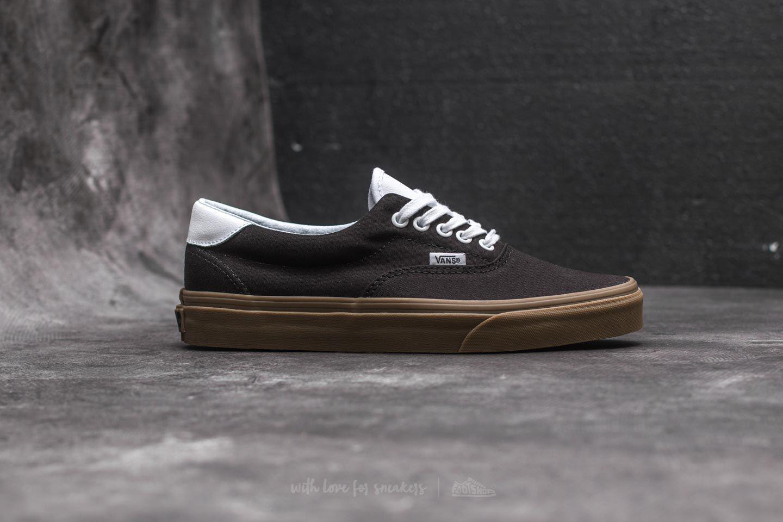 ff0d8663d9da3d Lyst - Vans Era 59 (bleacher) Black  Gum in Black for Men