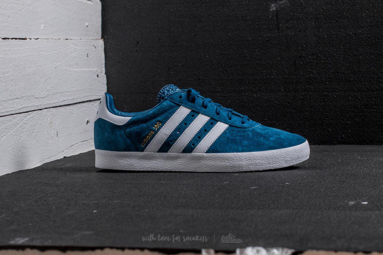 Lyst Adidas Originals Adidas 350 350 350 Blue Night/ Ftw White/ Gold d76c79