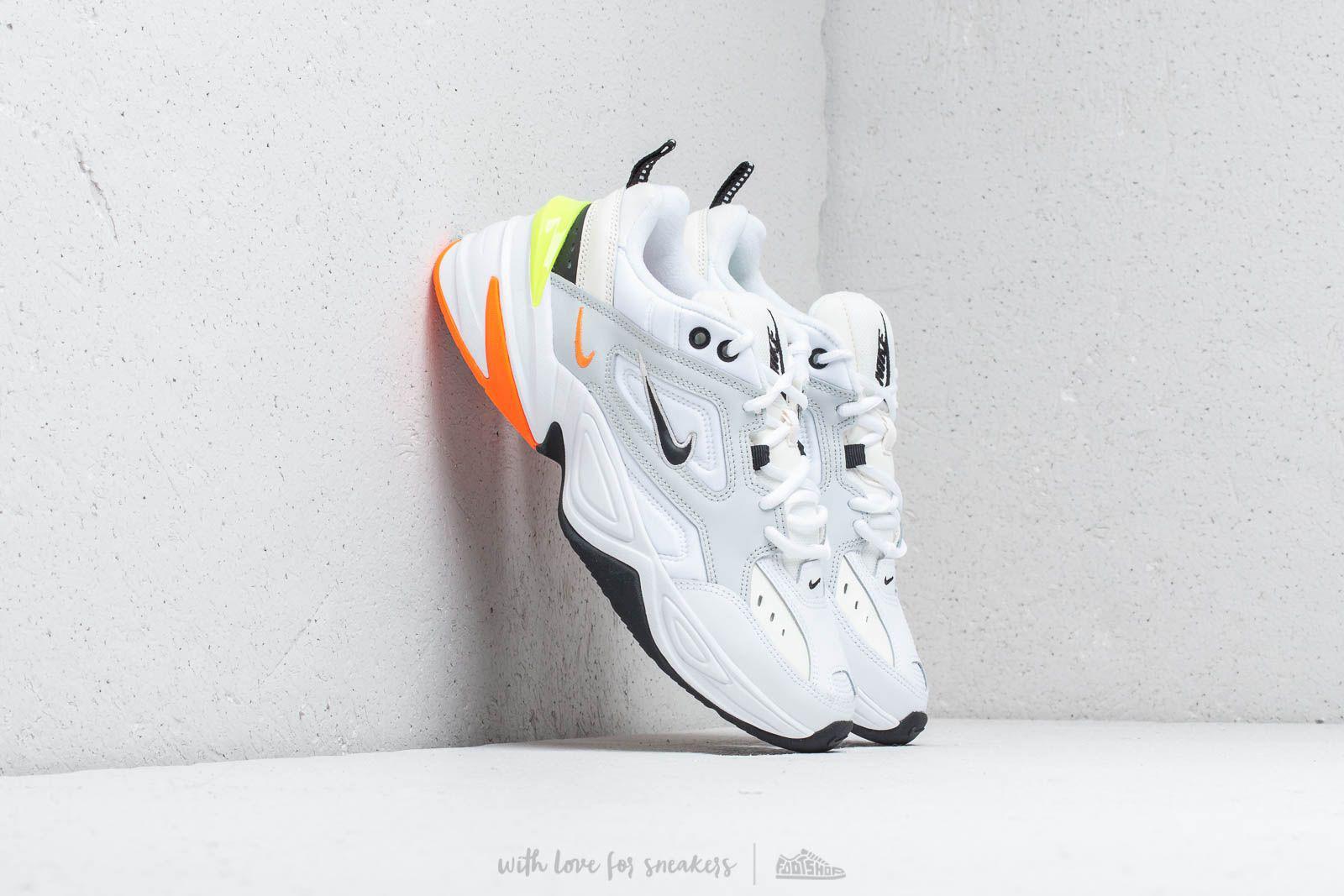 info for 9b81a ac9cd Nike M2k Tekno Pure Platinum  Black- Sail- White in White for Men - Lyst