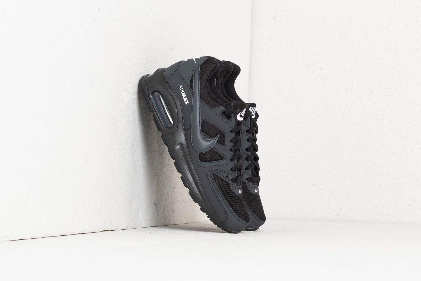 Lyst - Nike Air Max Command Flex (gs) Black  Anthracite-white in Black f5d164cb74d