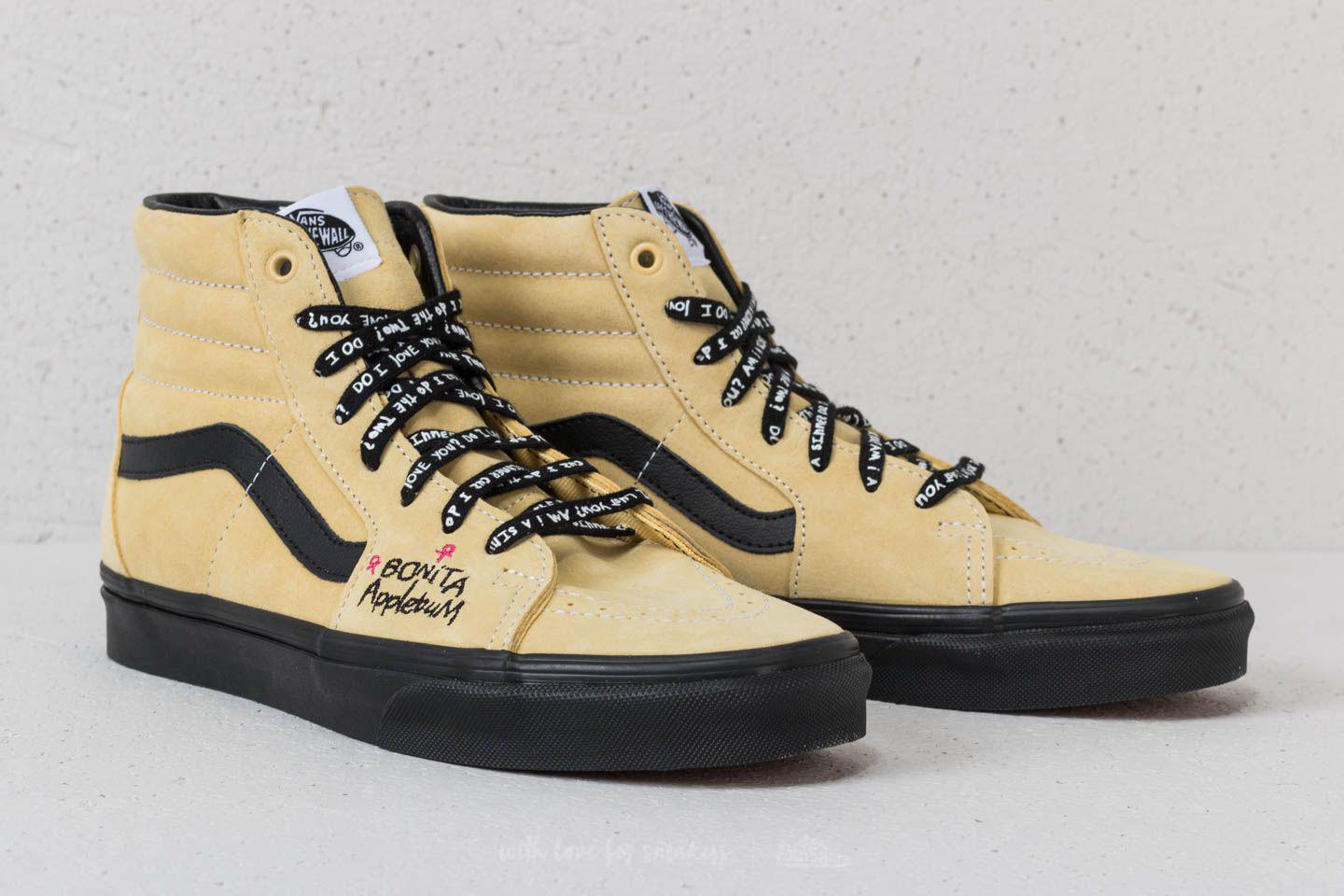 Lyst - Vans Sk8-hi (a Tribe Called Quest) Mellow Yellow  Spec for Men f75c71523