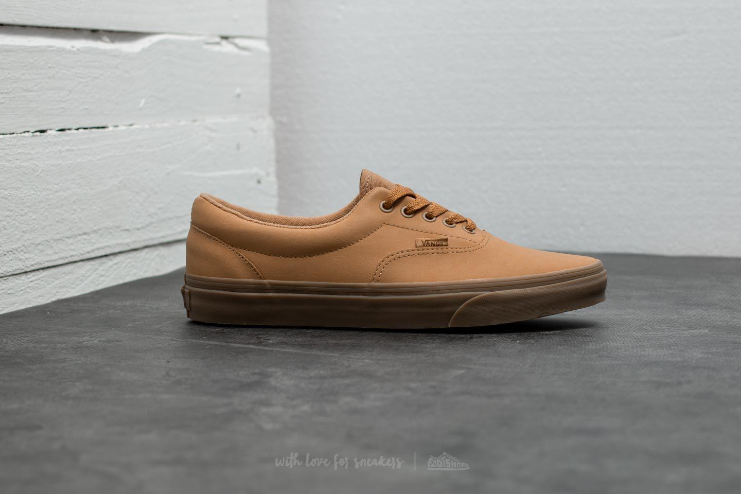 66a09574d4041d Lyst - Vans Era (buck) Light Gum  Mono for Men