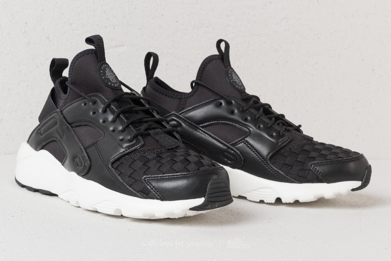 check out ff0d4 d1acd Nike Air Huarache Run Ultra Se Black  Dark Grey  Sail-black in Black ...