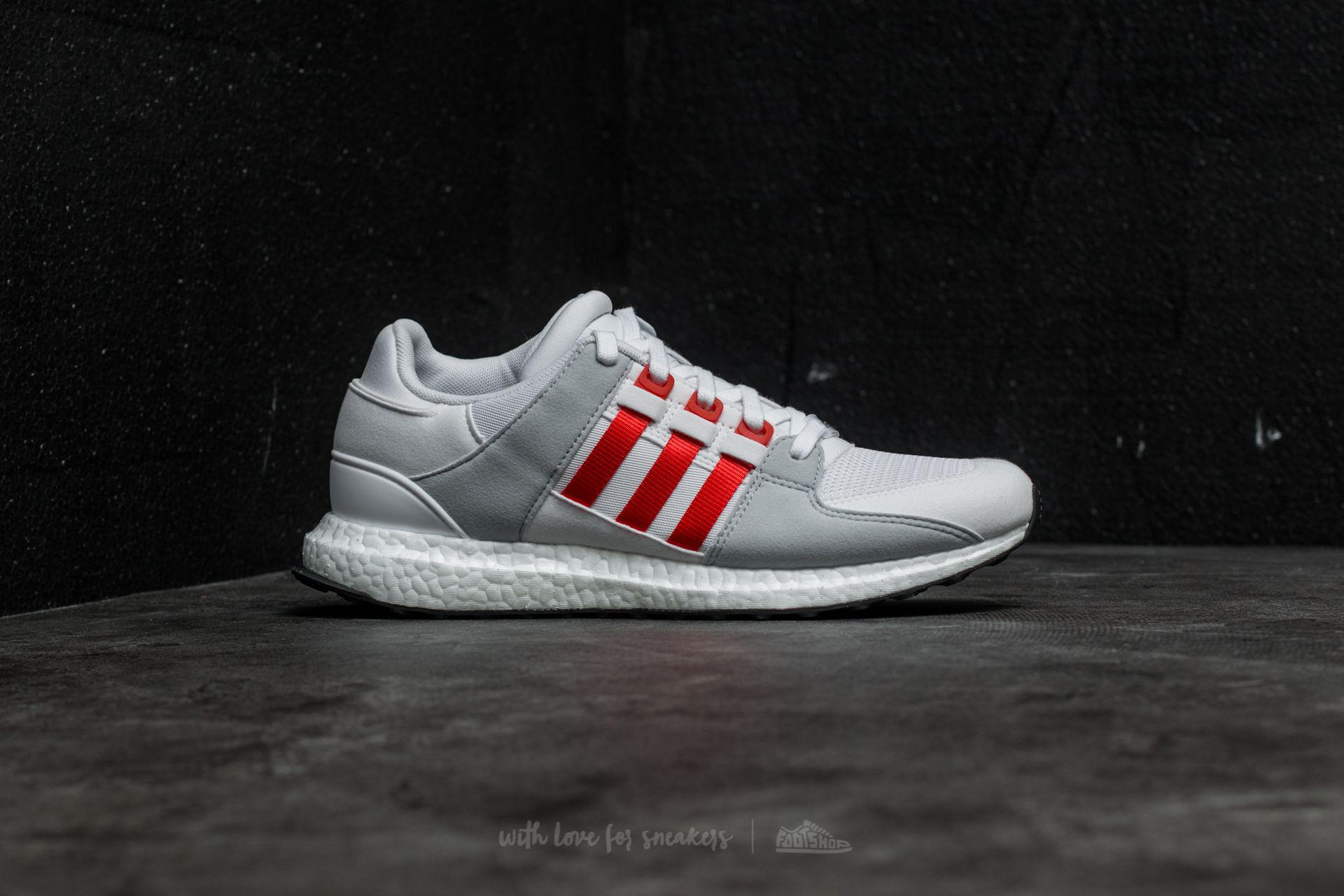 Lyst adidas Originals Adidas EQT Support ultra FTW blanco / Bold