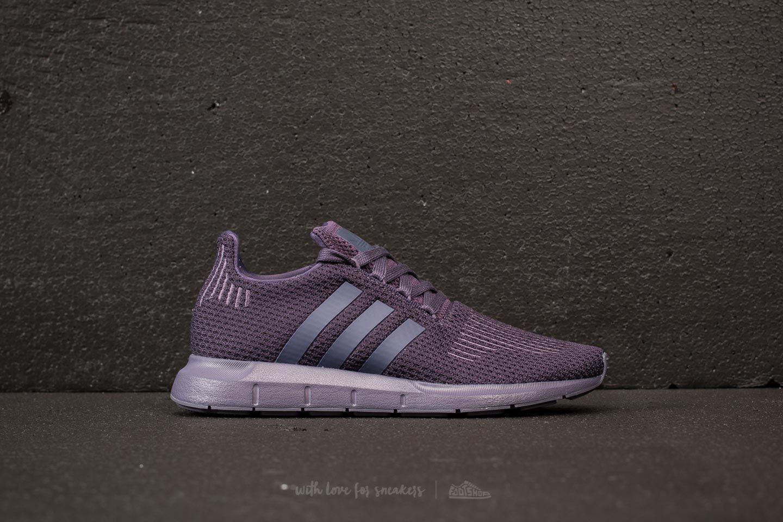 39b5cbedd4d73 Lyst - adidas Originals Adidas Swift Run W Trace Purple  Trace ...