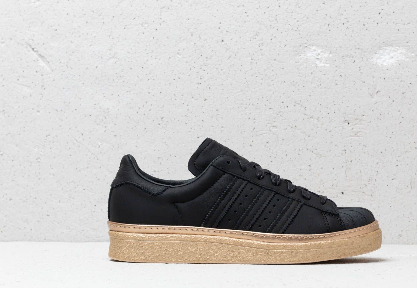half off bafca 14964 Lyst - adidas Originals Adidas Superstar 80s New Bold W Core Black ...  adidas
