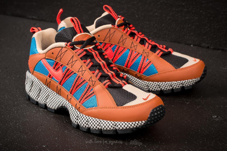 huge discount b2a97 4e3cb Lyst - Nike Air Humara ́17 Qs Dark Russet Habanero Red for M