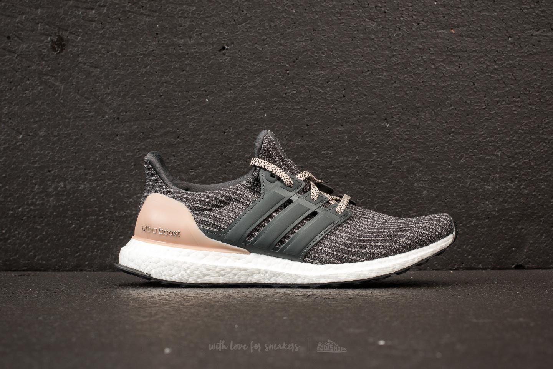 lyst footshop adidas ultraboost w grey 5 / carbonio / ash pearl in grigio.