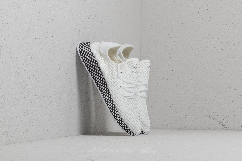 Lyst Adidas Originals Adidas Deerupt Runner Ftw Weiß/ Ftw Weiß