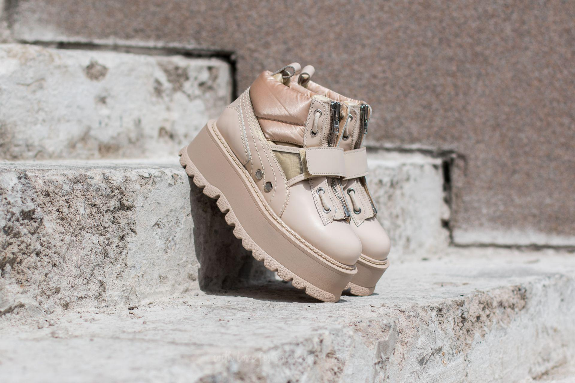 Lyst - Footshop Fenty Sneaker Boot Strap Wns Pink Tint-pink Tint Tint 1915a7ff7