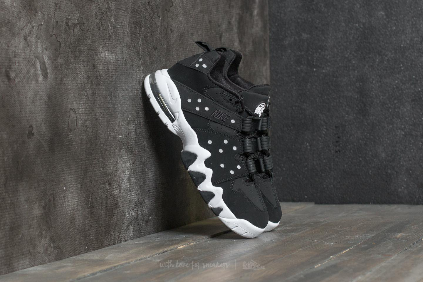detailed look f26dd 489bf ... italy lyst nike air max2 cb 94 low black white black in black for men  abb48