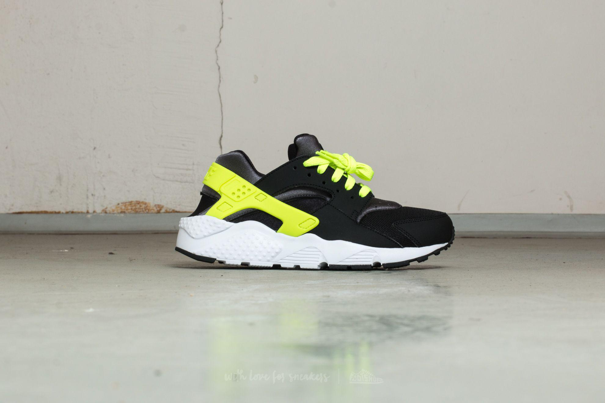 5750f4ca87500 ... sweden lyst nike huarache run gs black volt dark grey white for men  04e90 ead71